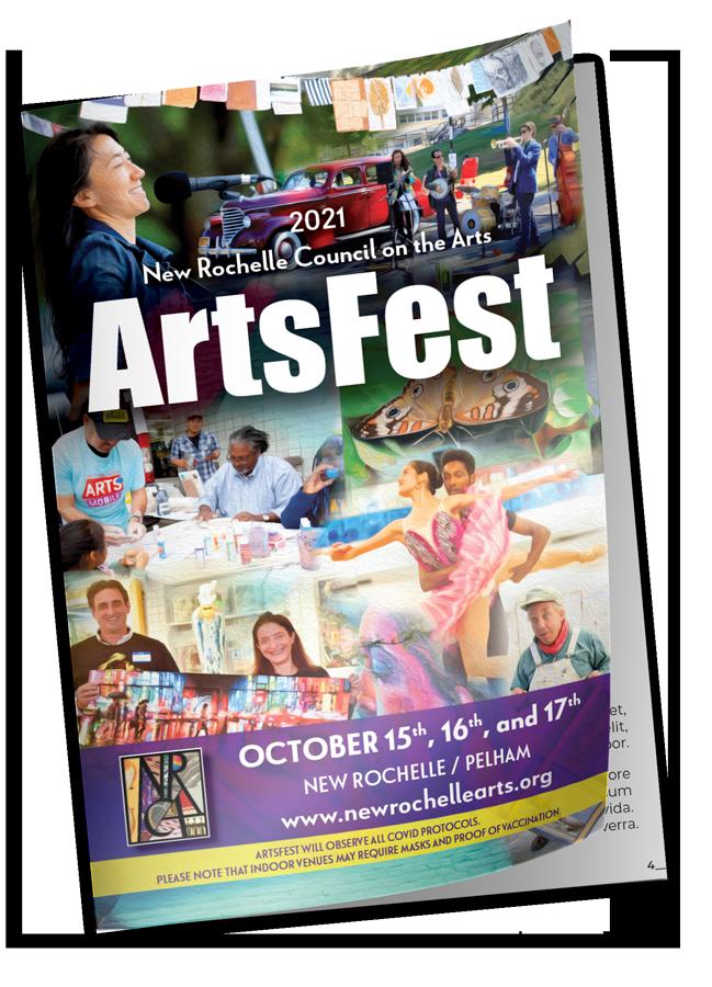 ArtsFest Schedule